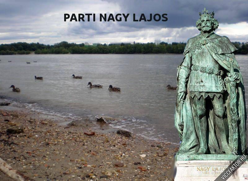 Part Nagy Lajos