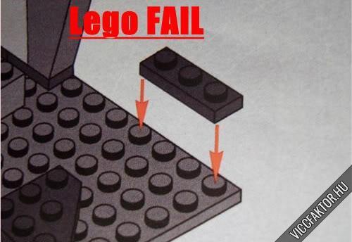 Lego �tmutat�
