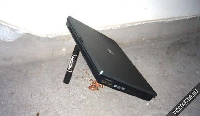 Laptop alternatív felhasználása #1 #9