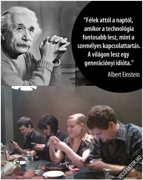 Einstein látásteszt)