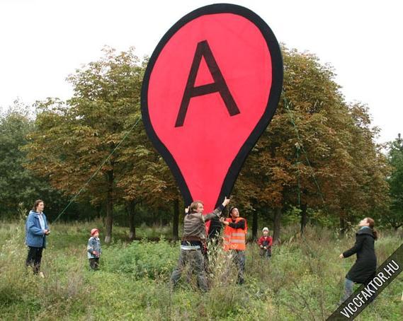 Hogyan is működik a Google Maps