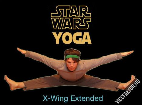 Star Wars jóga #1
