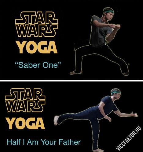 Star Wars jóga #4