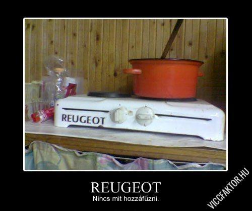 Reugeot