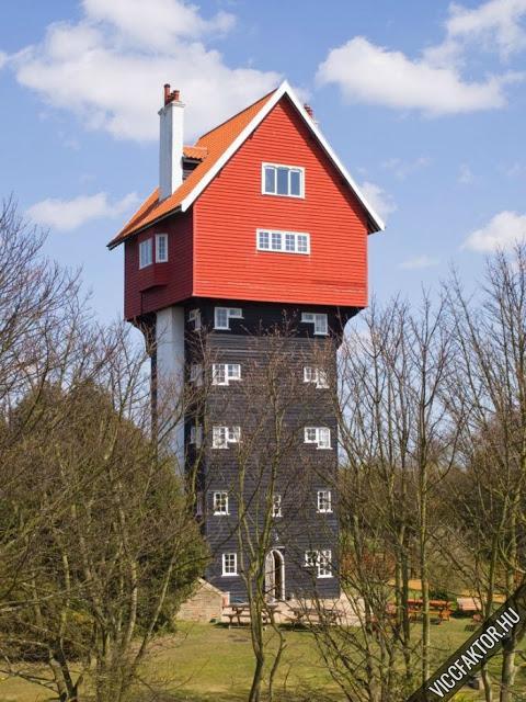 Toronyház