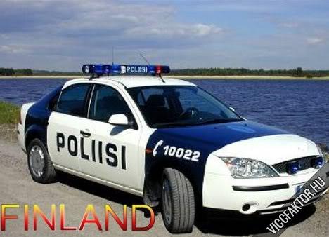 Rendőrautók #3