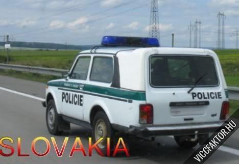 Rendőrautók #4