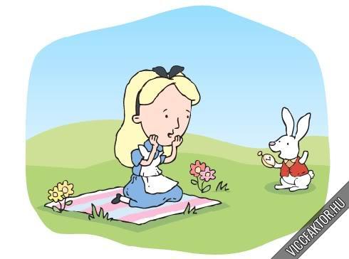 Alice Csodaországban #1
