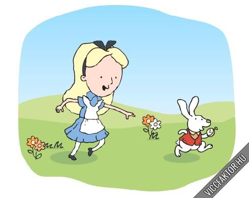 Alice Csodaországban #2