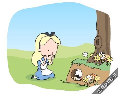 Alice Csodaországban #3