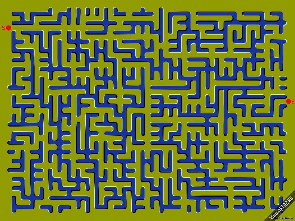 Mozgó labirintus