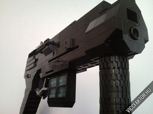 Lego fegyverek #1