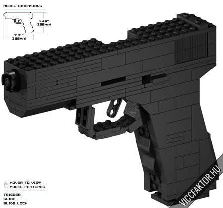 Lego fegyverek #2