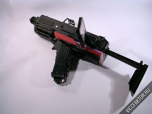 Lego fegyverek #4