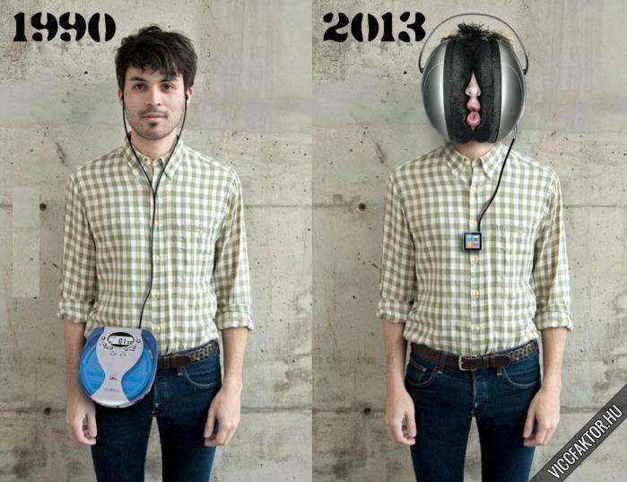 Régen és most