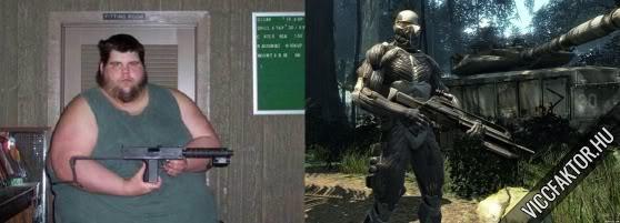 Élet vs. Crysis #3