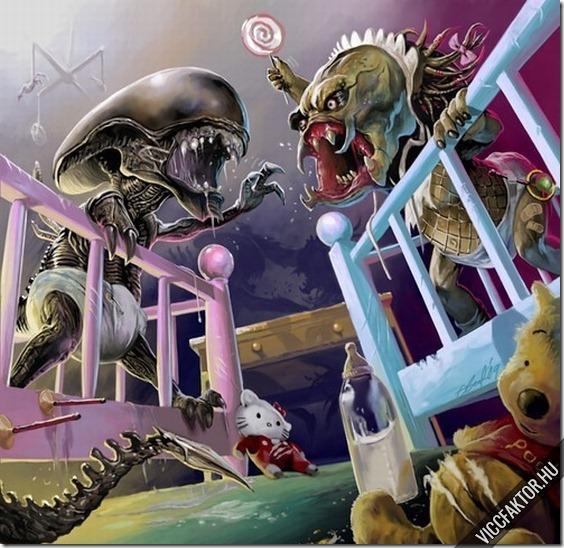 Alien vs. Predator: Kezdetek