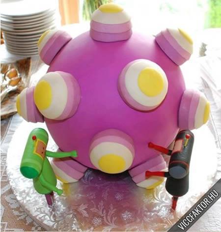 Esküvői torták #2