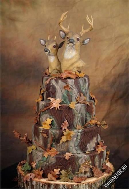Esküvői torták #3