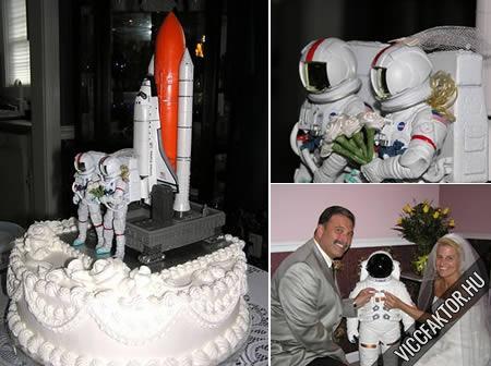 Esküvői torták #5
