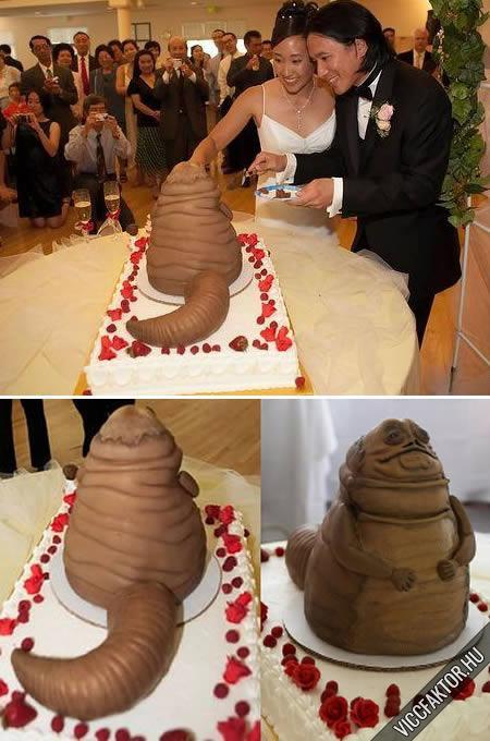 Esküvői torták #7