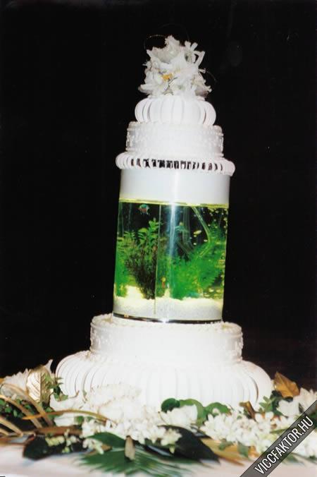 Esküvői torták #9