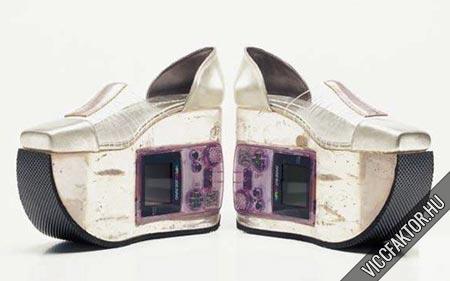 Női Gameboy cipő