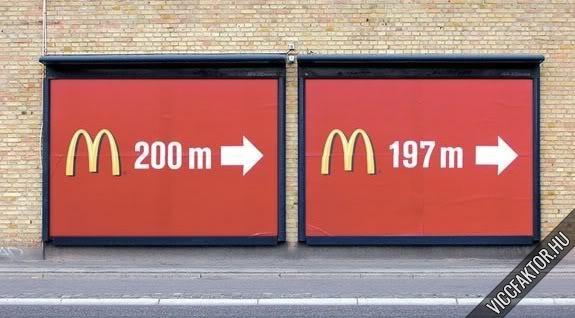 McDonalds reklámok #1