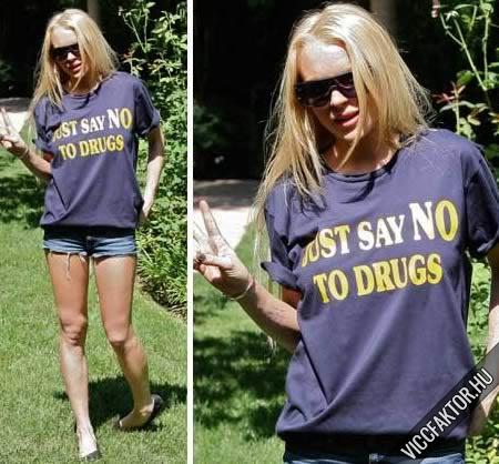 Vicces pólók #3