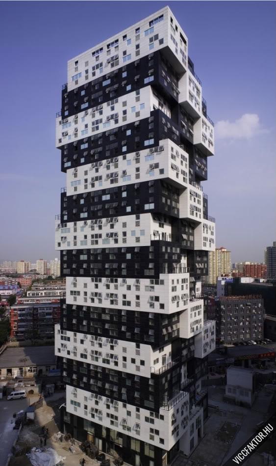 Érdekes épületek #1