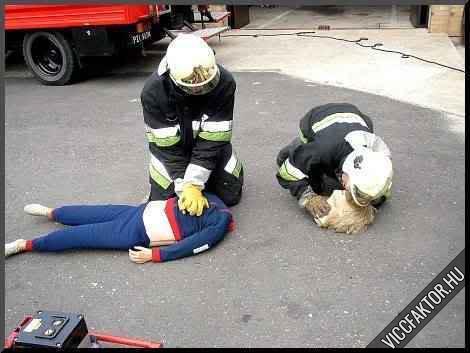 Tűzoltók #3