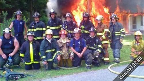 Tűzoltók #5