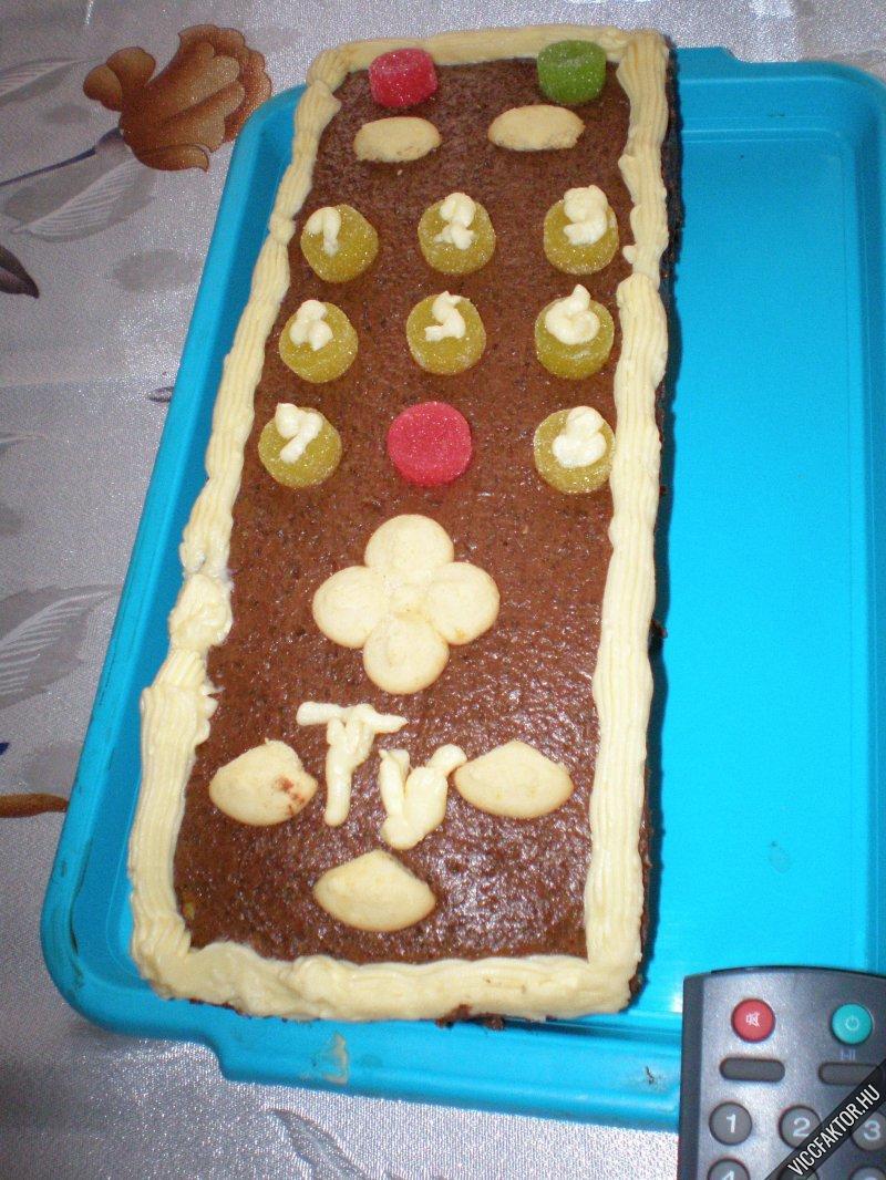 Találó torta