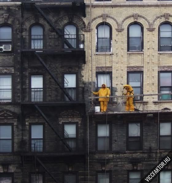 Épülettisztítás Manhattanben