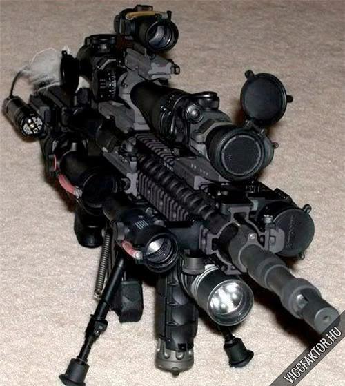 Szuperfegyverek #1