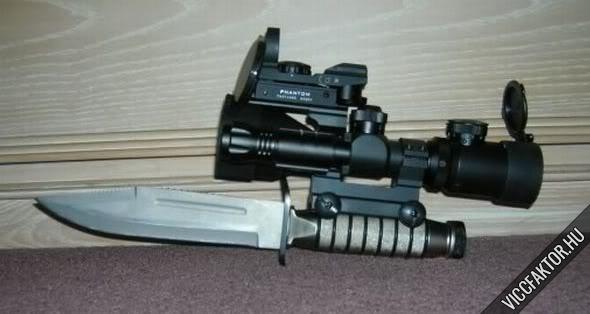Szuperfegyverek #2
