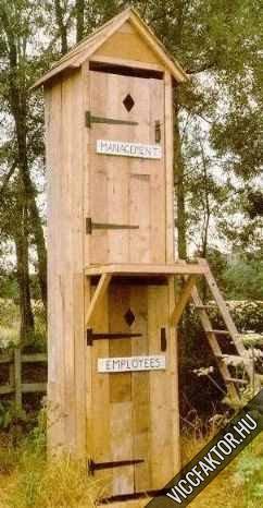 Munkahelyi toalett