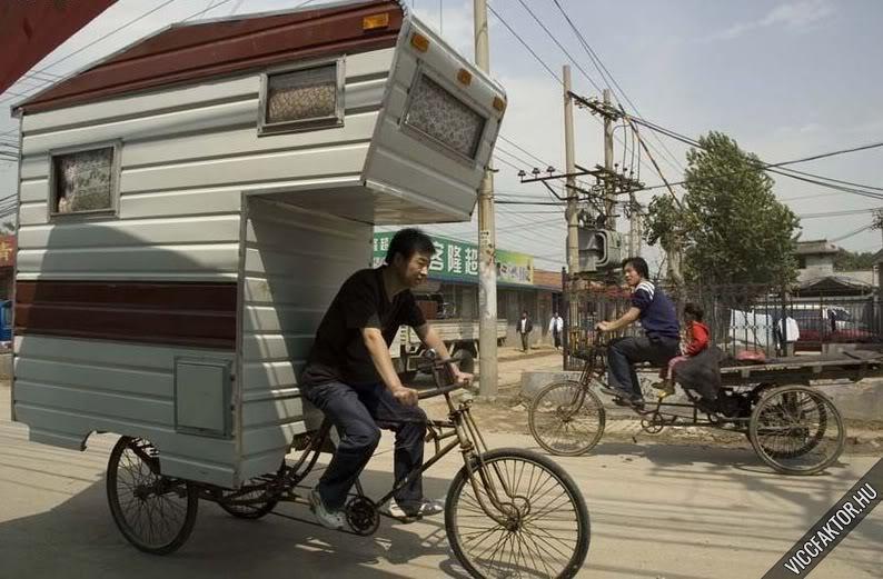 Mi fér el egy biciklin? #5