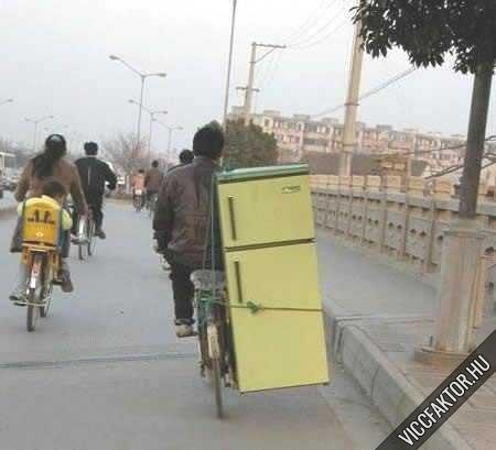 Mi fér el egy biciklin? #6