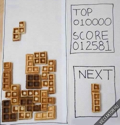 Gofri tetris