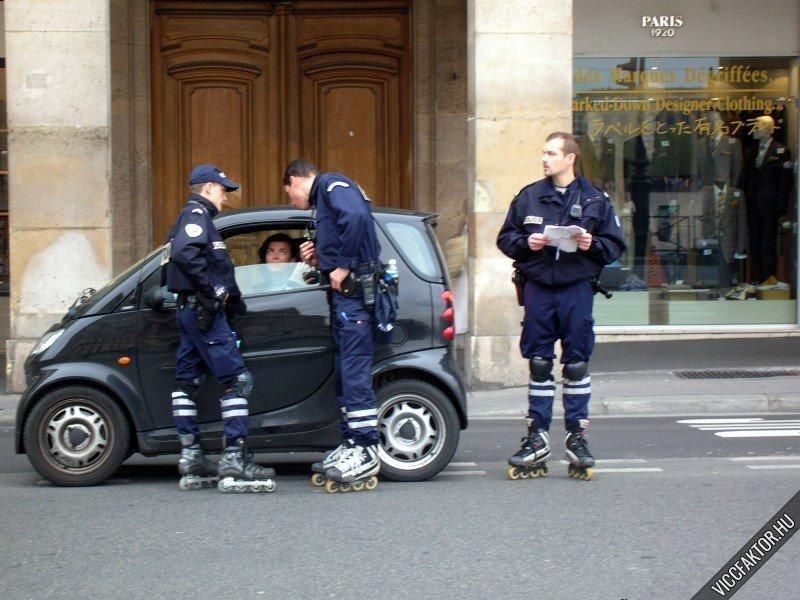 Rendőrök