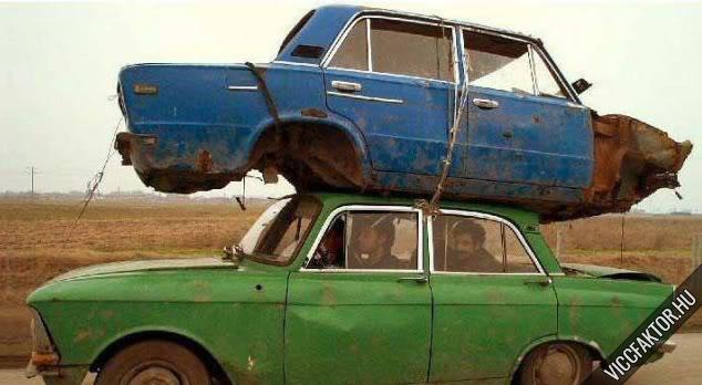 Mi fér el egy autón? #2