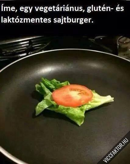 Ez aztán a hamburger