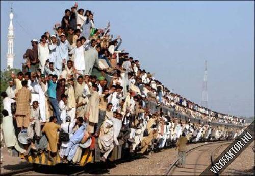 Érdekes vonat…