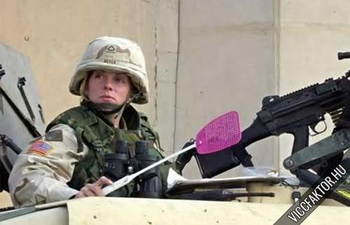 Katonának lenni jó #3