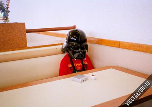 A kis Darth Vader