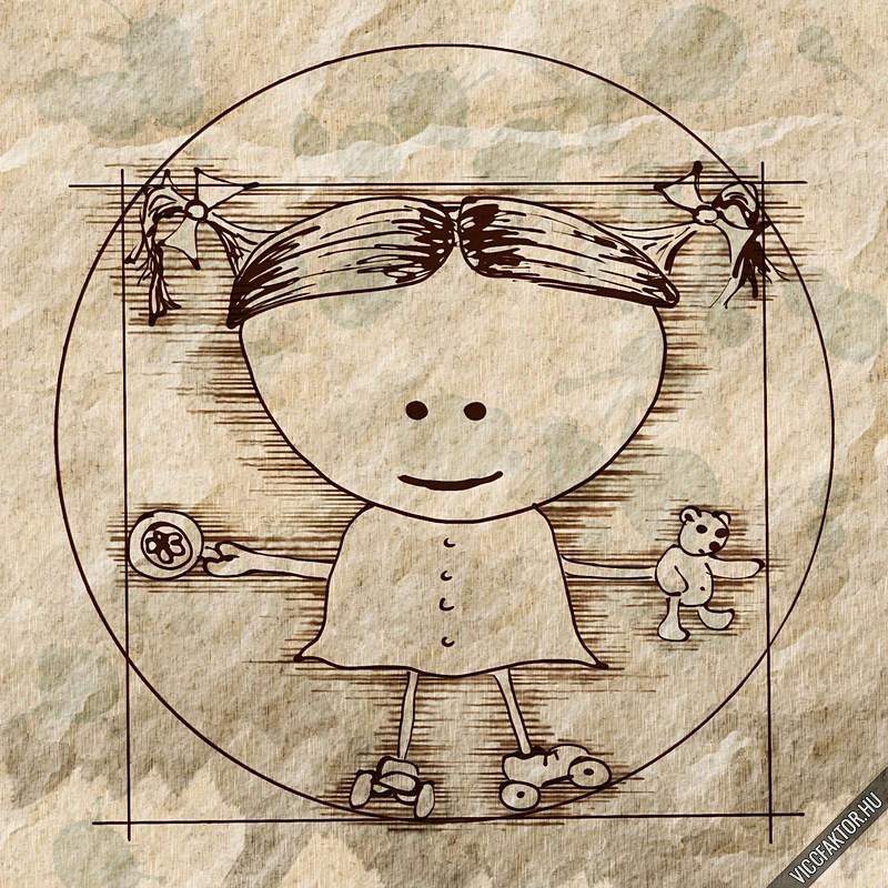 Vitruvius-tanulmányok #2 #10
