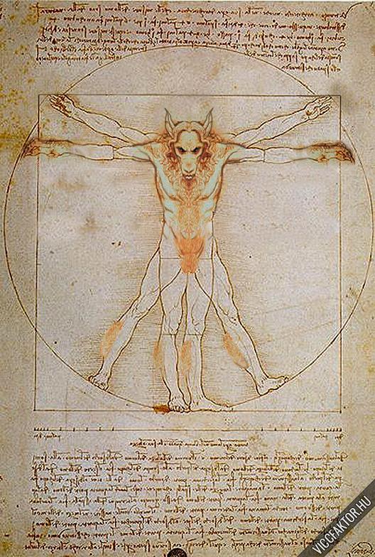 Vitruvius-tanulmányok #2 #11