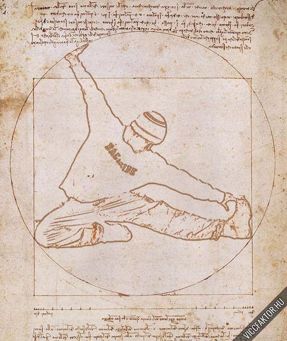 Vitruvius-tanulmányok #2 #14