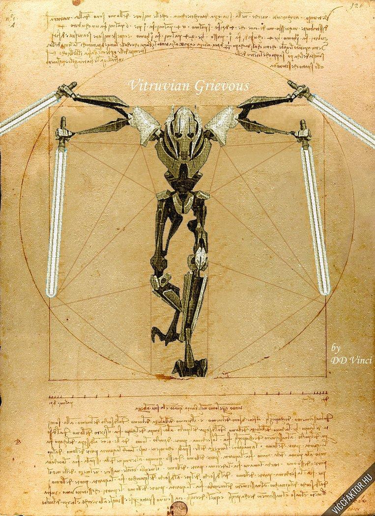 Vitruvius-tanulmányok #2 #5
